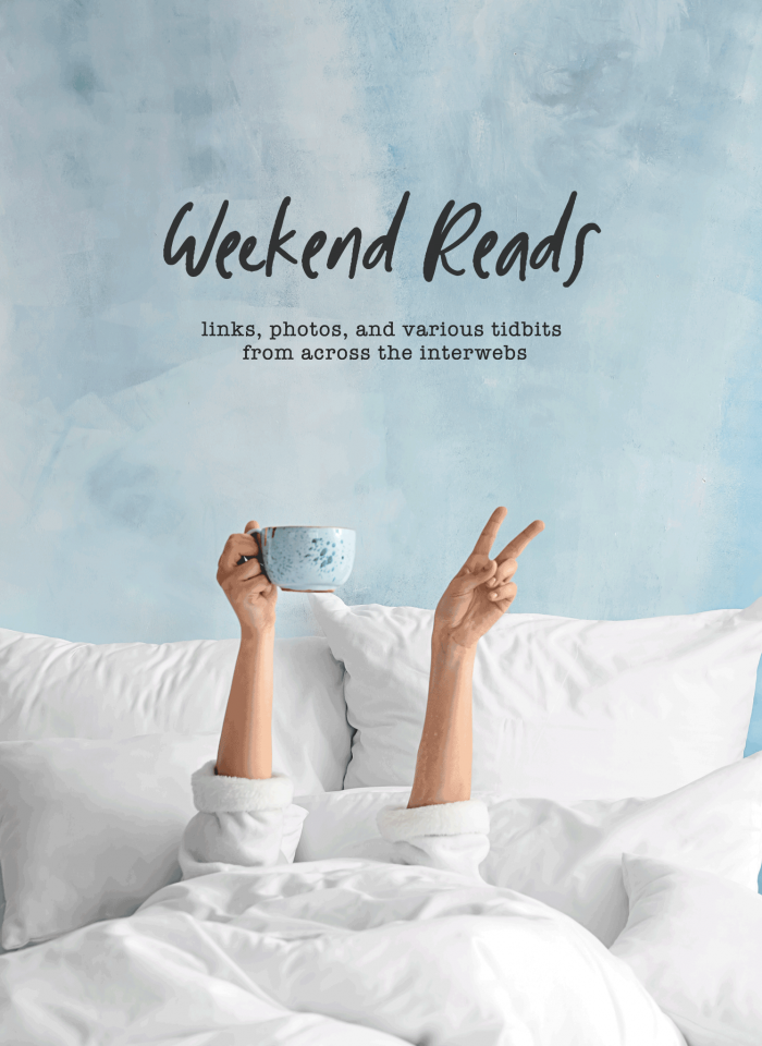 Weekend Reads: 10.11.2019