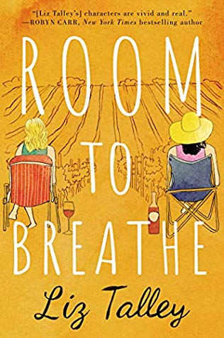Room to Breathe book cover