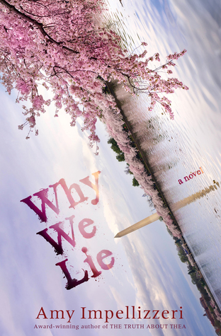 Why We Lie book cover