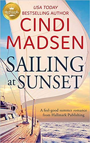 Sailing at Sunset book cover
