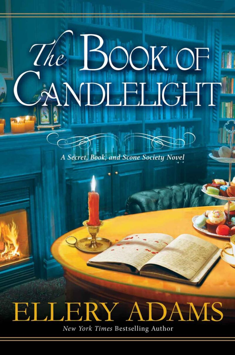 The Book of Candlelight book cover