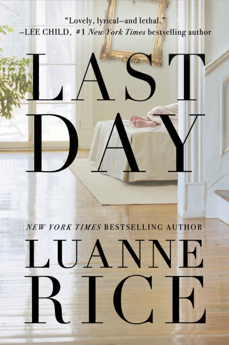 Last Day book cover