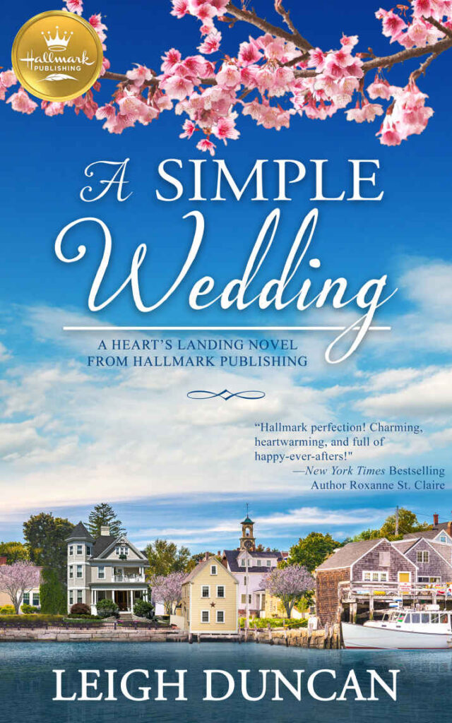 A Simple Wedding book cover
