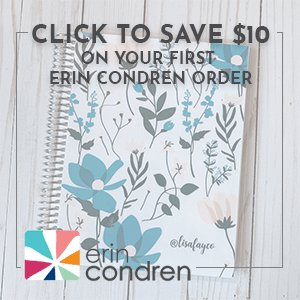 Erin Condren affiliate link