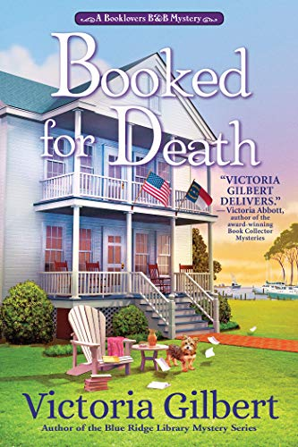 Book Review: Booked for Death