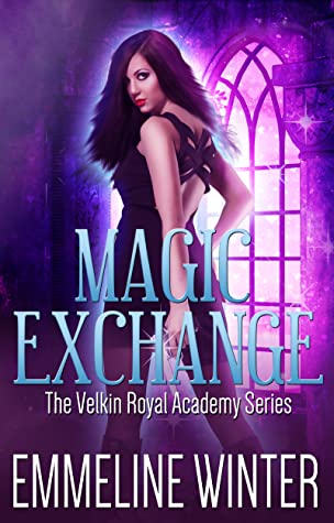Book Review: Magic Exchange