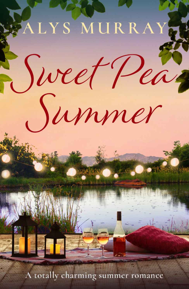 Sweet Pea Summer book cover