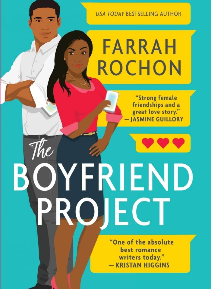 Book Review: The Boyfriend Project