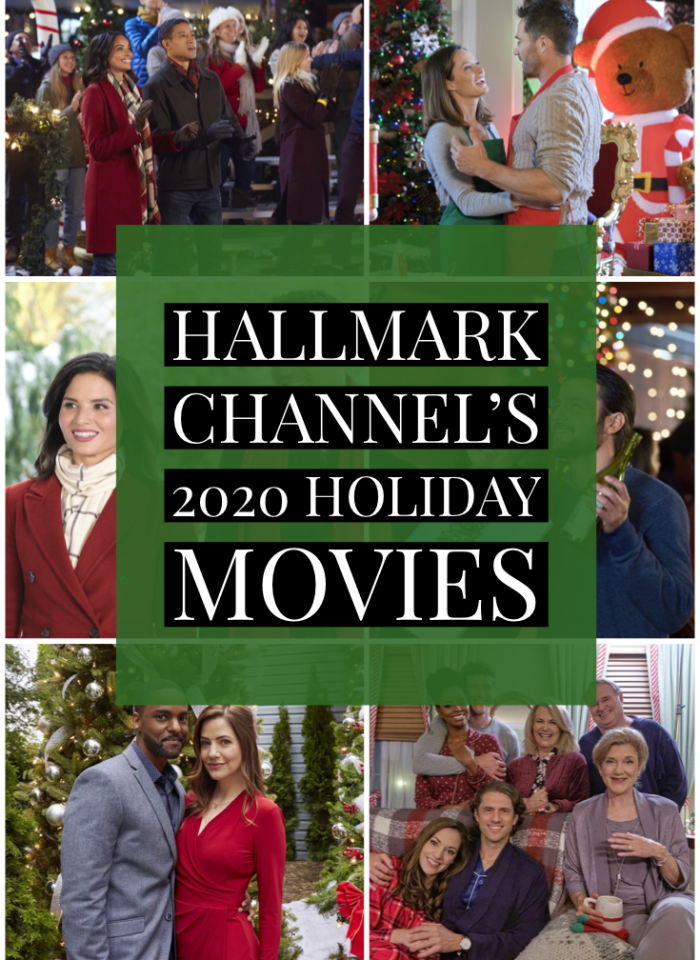 Hallmark Channel's 2020 Holiday Movies