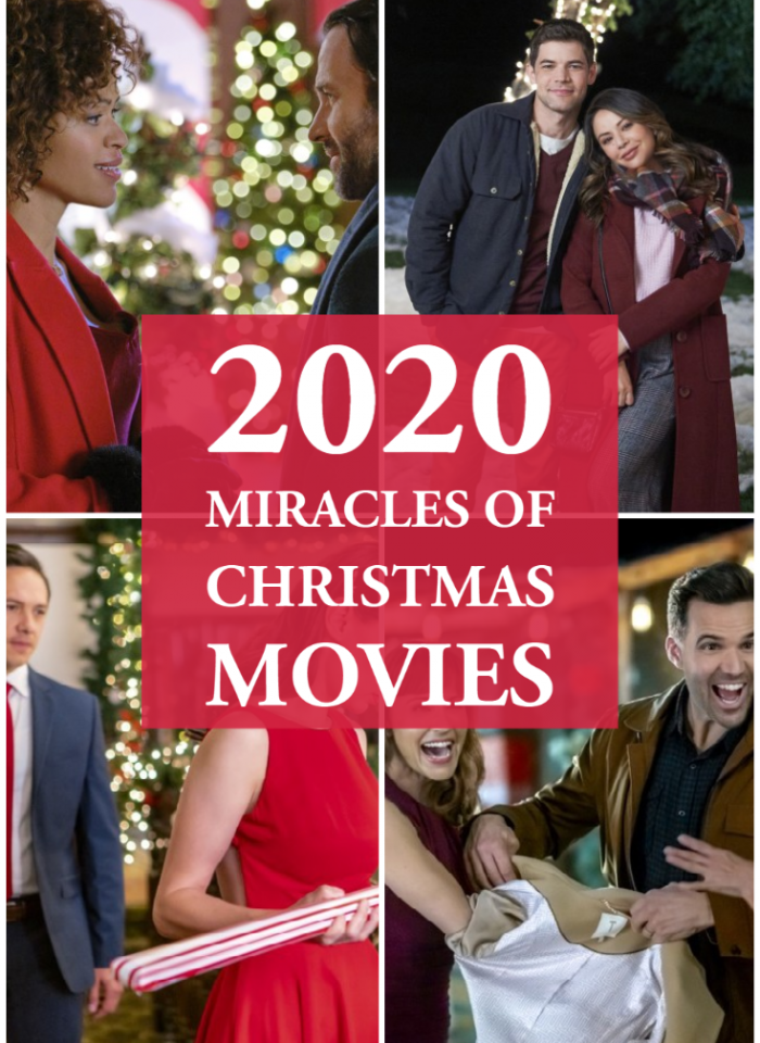 Hallmark Movies & Mysteries' 2020 Miracles of Christmas Movies