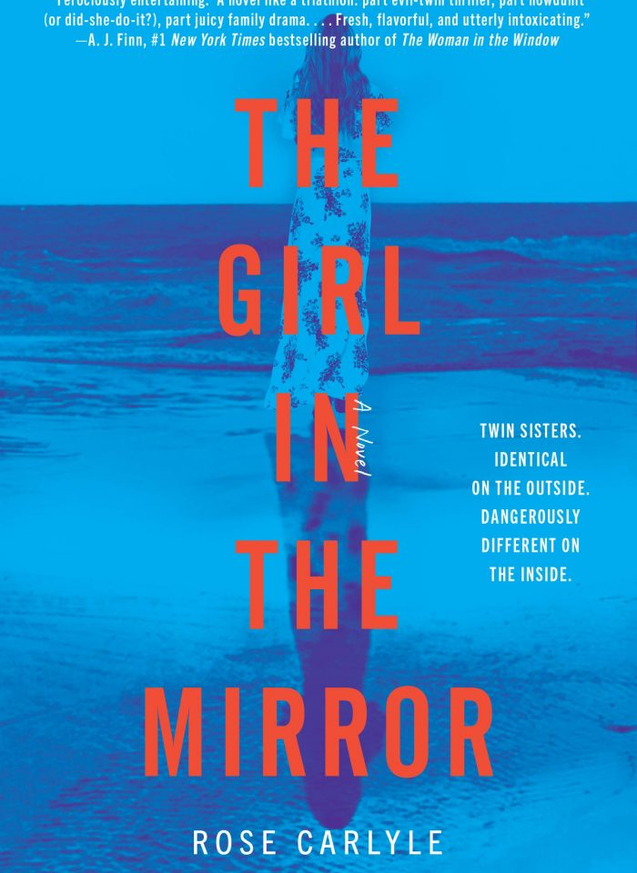 Book Review: The Girl in the Mirror