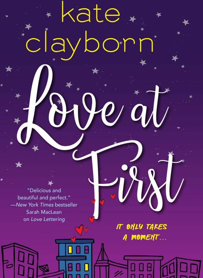 Book Review: Love at First